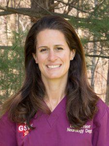 Noemie M. Bernier, DVM, DACVIM (Neurology)